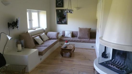 La Buissonniere : Stylish rooms