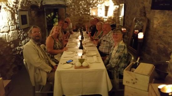 La Buissonniere : Wonderful dinners