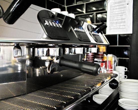 Chestfield, UK: Fantastic Coffee