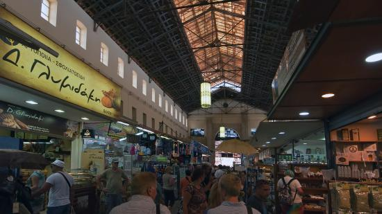 Markthalle Regensburg markthalle chania picture of agora marketplace chania town