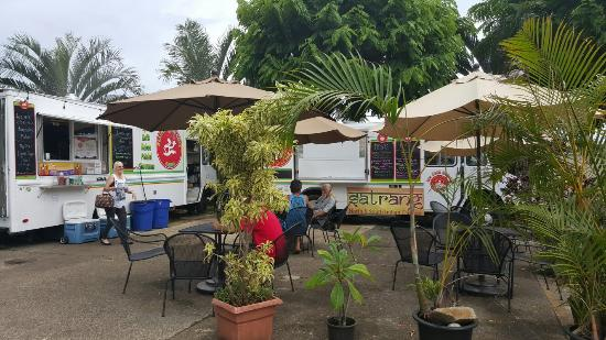 Mediterranean Grill Voted Number One Food Truck On Maui 810 Haiku Road