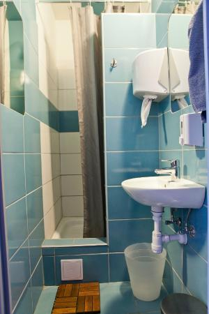 Aventura Boutique Hostel: Space room - 4 bed dormitory with private shower