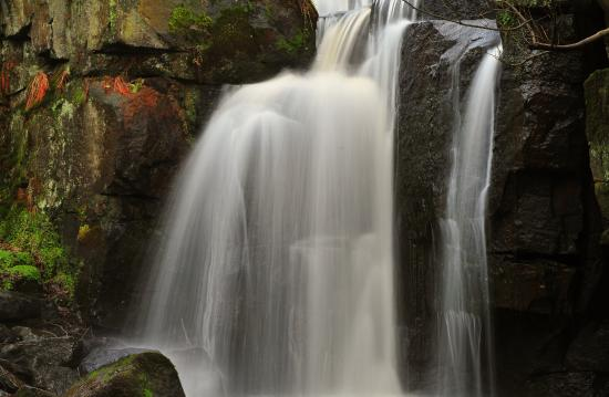 Lumsdale Valley: LUMSDALE FALLS