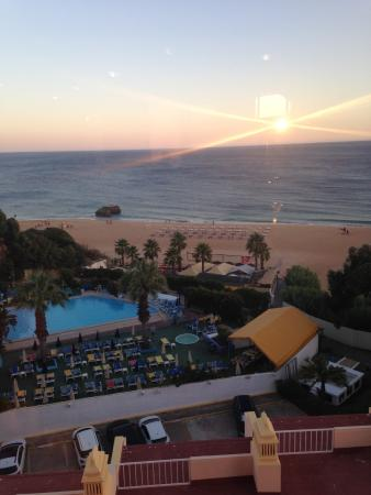 Monica Isabel Beach Club: view from dining room