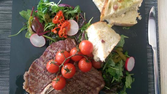 Zilina Region, سلوفاكيا: Excellent T-bone steak