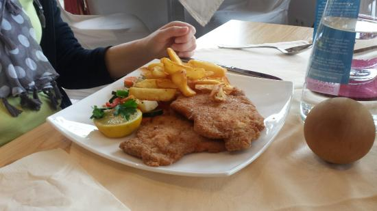 Tulfes, Austria: Cucina austriaca.