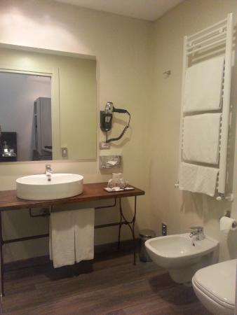 HL Hotel : Bagno