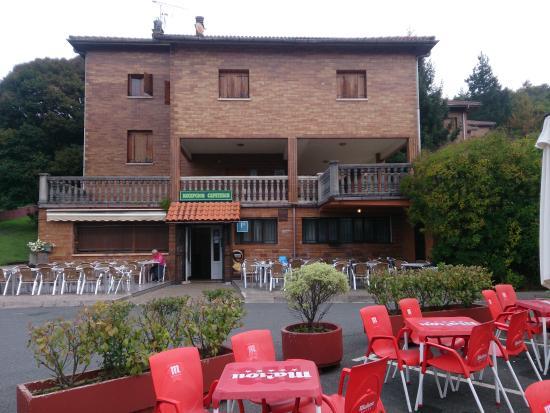 Complejo Ametzagana : Cafeteria-Restaurante