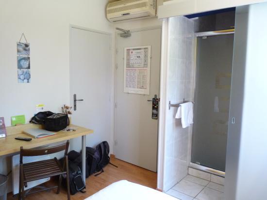 La-Bastide-de-Serou, Frankrike: Chambre