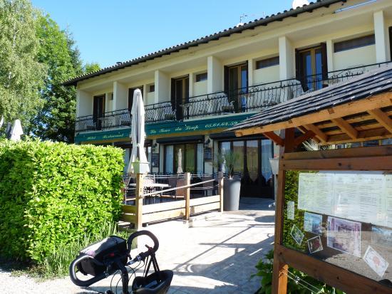 La-Bastide-de-Serou, Frankrike: Hôtel La Tour du Loup