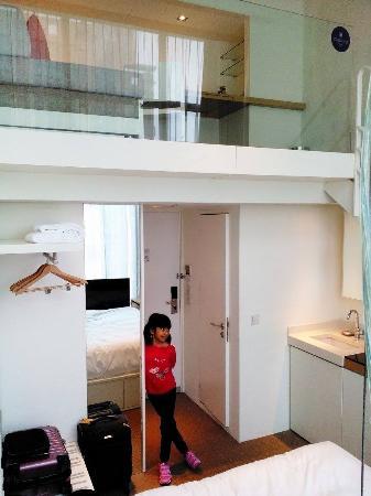 Studio M Hotel Loft Room