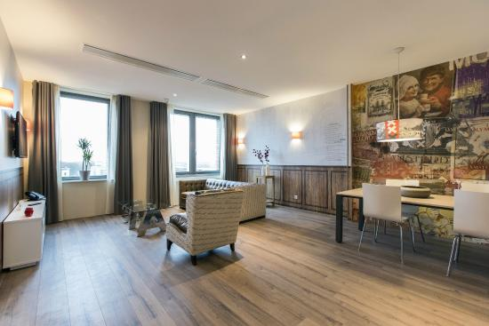 Amsterdam id aparthotel pays bas voir les tarifs et for Appart hotel amsterdam 4 personnes