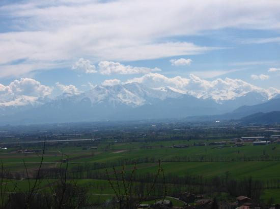 Riserva Naturale dei Ciciu del Villar: Panorama 2