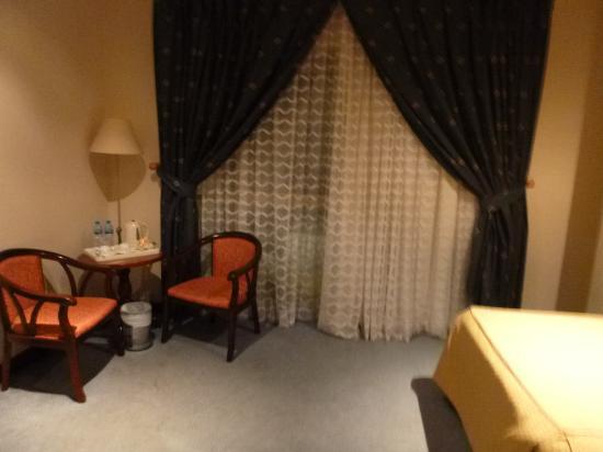 City Inn Al Seef : 室内