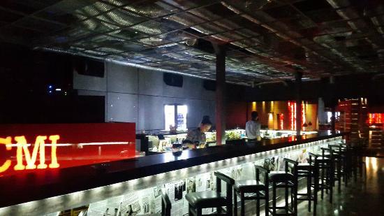CMI Gastrobar: Main bar