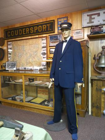 Potter County Historical Society Museum (Coudersport