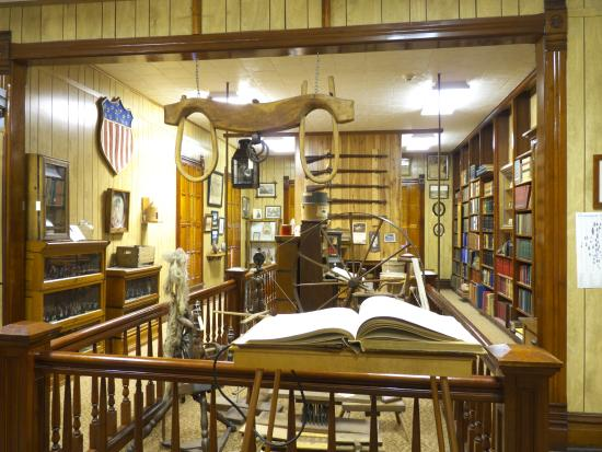 Coudersport, PA: Potter County Historical Society