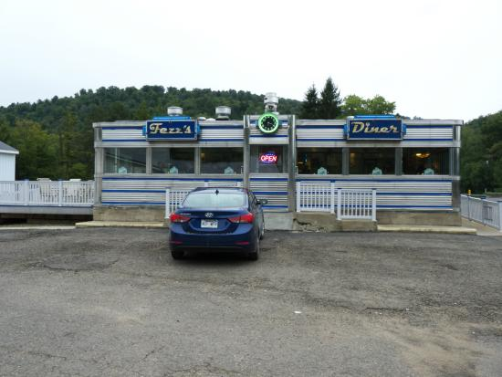 Fezz's Diner-Coudersport, PA