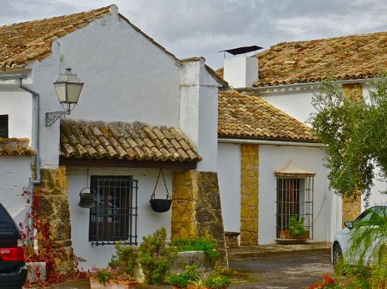 Hacienda La Vereda : entrada