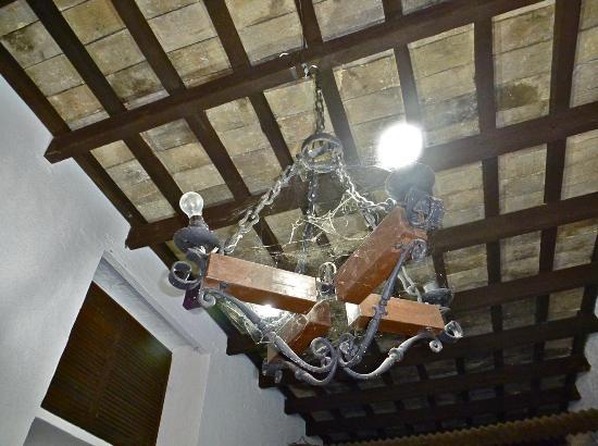 Hacienda La Vereda: bodega