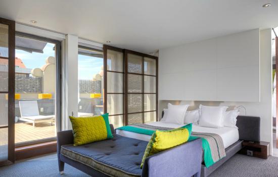 Sixtytwo Hotel: Room