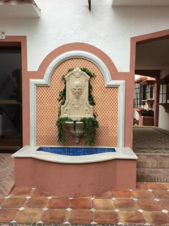 Club Jardines del Puerto : Courtyard view
