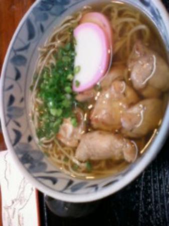 Minamiaso Isshinan: そば