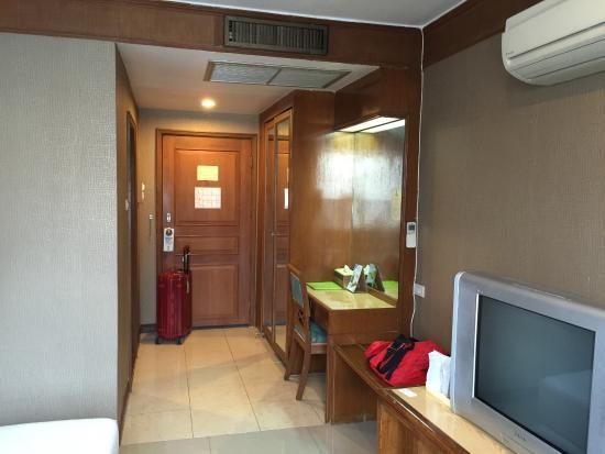 Silom Avenue Inn: 部屋