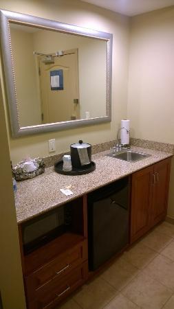 Hampton Inn Evanston: Room view#1