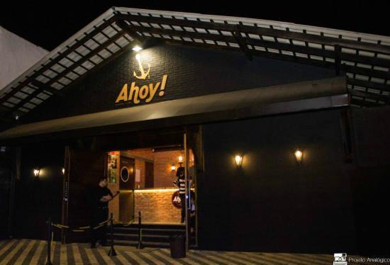 Ahoy Tavern Club