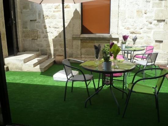 Ibis Styles Bordeaux Sud Villenave d'Ornon: Le coin fumeur