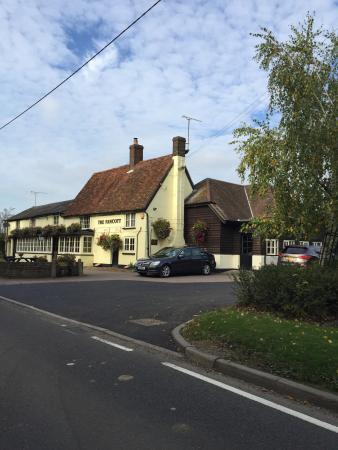 Toddington, UK: The Fancott