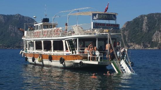 Mermaid Boat