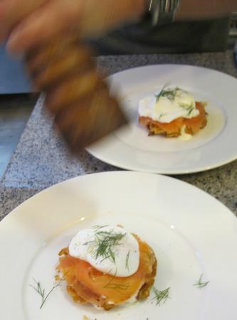 O'Farrell Restaurant : Sunday Brunch