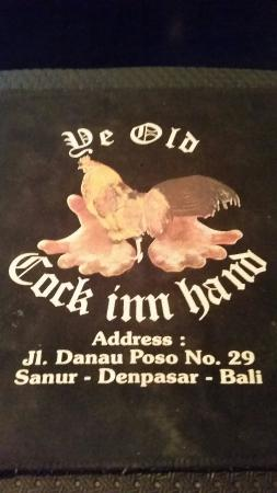 Hand the Cock in