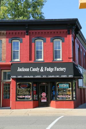 ‪Jackson Candy and Fudge Factory‬
