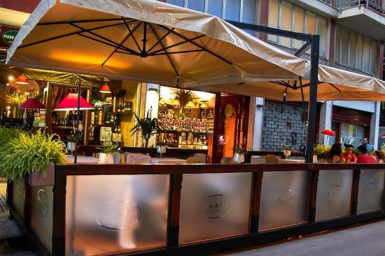 Pizzo & Pizzo: Il ristorante