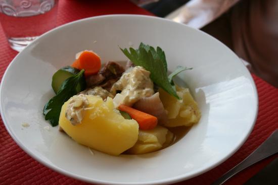 """Servoz, Francia: """"Женская порция"""""""