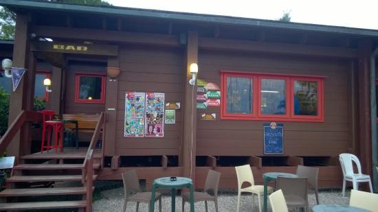 Monfalcone, Italy: Bar Hannibal esterno