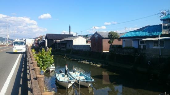 Yuasa-cho, Japan: 大仙堀