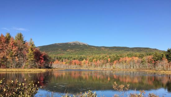 Swanzey, New Hampshire: Mt. Monadnock