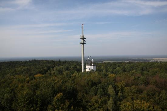 Furstenwalde, Γερμανία: Aussicht vom Turm