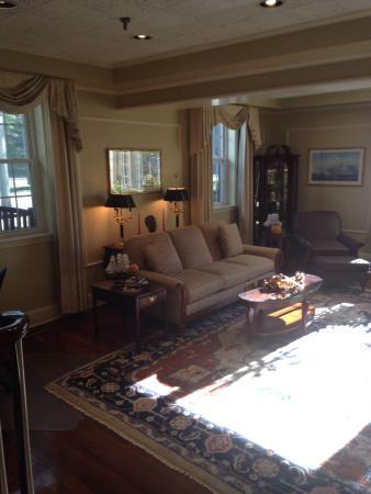 Comfort Inn: Loved the front foyer <3