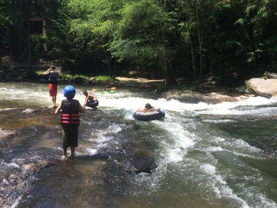 Cartecay River Experience: Blackberry Falls