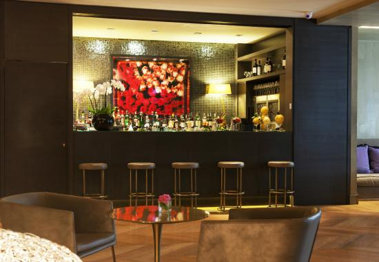 Starhotels Rosa Grand : Bar
