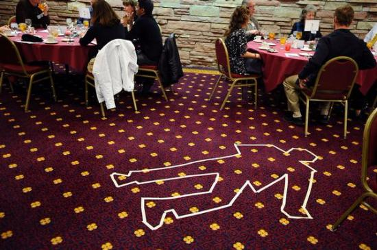 The Dinner Detective Murder Mystery Dinner Show Columbus