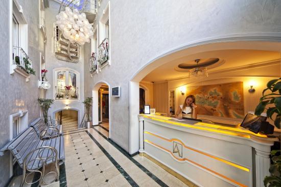 โรงแรมอามิร่า อิสตันบูล