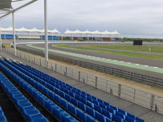 Circuito Termas De Rio Hondo : Las tribunas del autodromo picture of circuito termas de