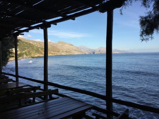 Rodakino, กรีซ: View from the terrace