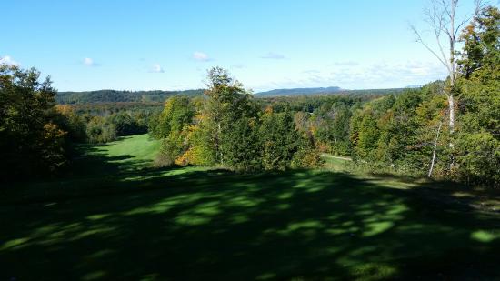 Manitou Passage Golf Club: Scenic View.
